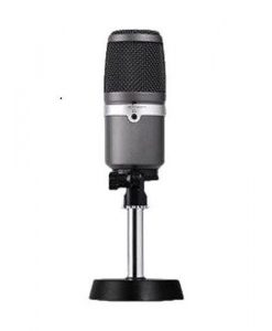 40AAAM310ANB-AVerMedia AM310 USB Microphone for Studio Quality Sound