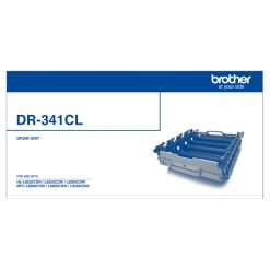 DR-341CL-Brother DR-341CL Drum Unit- to suit HL-L8250CDN/8350CDW/L9200CDW MFC-L8600CDW/L8850CDW/L9550CDW - 25000 Pages