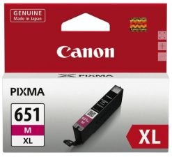 CLI651XLM-Canon CLI651XLMMagenta Ink MG5460 High Capacity