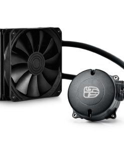 GS-H12L-MS120KAM4-Deepcool Gamer Storm Maelstrom 120K AIO LCS AM4 (Fits HTPC Cases)