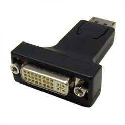 GC-DPDVI-8Ware Display Port DP to DVI Adapter Converter 20-pin to DVI 24+1-pin Male to Female ~CBAT-DPDVI-MF