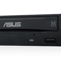 DRW-24D5MT/BLK/G/AS/P2G R-ASUS DRW-24D5MT Extreme Internal 24X DVD writing speed with M-Disc support (retail colour box)