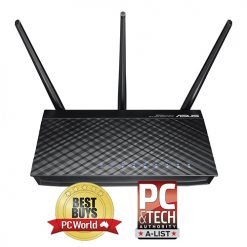 DSL-N55U-ASUS DSL-N55U Dual-Band Wireless N600 ADSL2+ Modem Gigabit Router
