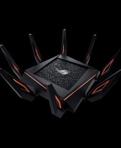 GT-AX11000-ASUS GT-AX11000 ROG Rapture AX11000 Tri-band WiFi 6 (802.11ax) Gaming Router