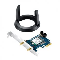 PCE-AC55BT B1-Asus PCE-AC55BT B1 AC1200 WiFi PCIe Card With Bluetooth 4.0 Support