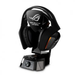 ROG 7.1 (ROG Centurion)-ASUS ROG 7.1 (ROG Centurion) gaming headset True7.1 Noise-cancelling digital microphone Hi-Fi grade ESS headphone amplifier