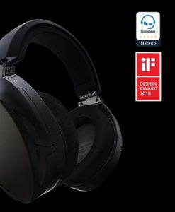 ROG Strix FUSION Wireless-ASUS ROG STRIX FUSION Wireless Over-the-ear Gaming Headset For PC / Pllaystation 4
