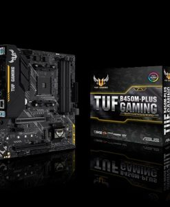 TUF B450M-PLUS GAMING-Asus TUF B450M-PLUS GAMING AM4 mATX MB