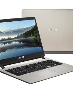 "X507UA-BR561T-ASUS Vivobook X507UA Notebook 15.6"" HD Intel i5-8250U 8GB 1TB HDD HD 620 Windows 10 Home 1.68kg 21.9mm Chiclet Keyboard"