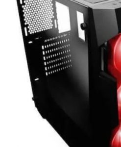 DF500-RGB-SP-Antec DF500 RGB  Tempered Glass Side Panel Only