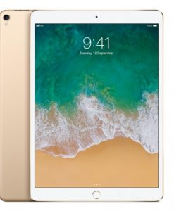 "118638-Apple iPad Pro 10.5"" 256GB Gold 4GX Tablet"