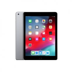"119514-Apple iPad 9.7"" 128GB Space Grey 4GX Tablet G6"