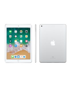 "119515-Apple iPad 9.7"" 128GB Silver 4GX  G6"