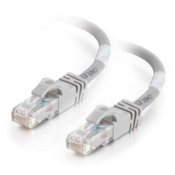 AT-RJ45GR6-1M-Astrotek CAT6 Cable 1m - Grey White Color Premium RJ45 Ethernet Network LAN UTP Patch Cord 26AWG-CCA PVC Jacket