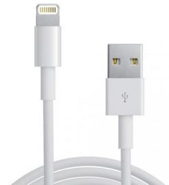 AT-USB-IP5-Astrotek 1m USB Lightning Data Sync Charger White Color Cable for iPhone 7S 7 Plus 6S 6 Plus 5 5S iPad Air Mini iPod ~CBAT-USBLIGHTNINGW-1