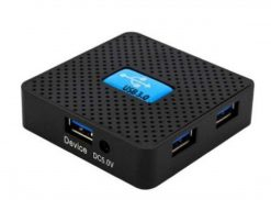 AT-USB3-HUB4-Astrotek 5 Port USB3.0 HUB With 5V 2.5A Power Adaptor