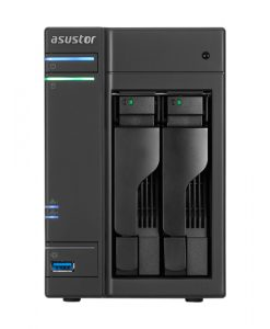 AS6302T-Asustor 2-Bay NAS