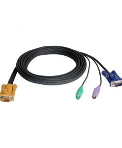2L-5201P-Aten KVM Cable SPHD15M - PS2M