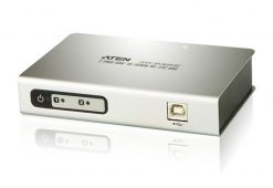 UC2322-AT-Aten USB to 2 Port Serial RS-232 Hub