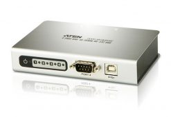 UC2324-AT-Aten USB to 4 Port Serial RS-232 Hub
