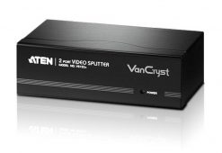 VS132A-AT-U-Aten 2 Port Video Splitter 450Mhz 2048x1536@60Hz Up to 65m