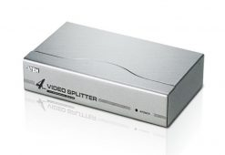 VS94A-AT-U-Aten VanCryst 4 Port VGA Video Splitter - 1920x1440@60Hz Max