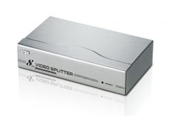 VS98A-AT-U-Aten 8 Port Video Splitter 300Mhz 1600x1200@60Hz Up to 30m