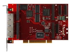BF1600E-Beronet PCIe 16-64 Ch Basebd Supports 16-64 Concurrent Chan