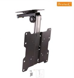 BT-LCD-CM222-Brateck Fold-up Retractable TV Ceiling Mount