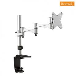 BT-LDT02-C012-Brateck Single Monitor Flexi Arm Mount Up to 27""