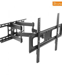 """LPA36-466-Brateck Economy Solid Full Motion TV Wall Mount for 37""""-70"""" LED"""