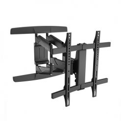 """LPA39-446DC-Brateck New Full-motion Wall Mount Bracket For most 32""""-65"""" Curved & Flat Panel TVs"""