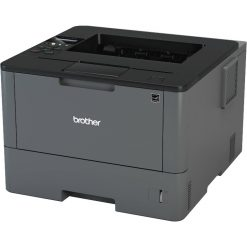 HL-L5100DN-Brother HL-L5100DN NETWORK READY HIGH SPEED MONO LASER PRINTER WITH 2-Sided PRINTING  (40 PPM