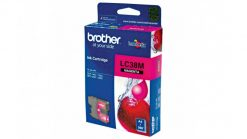 LC38M-Brother LC-38M Magenta Ink Cartridge- to suit DCP-145C/165C/195C/375CW