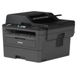 MFC-L2710DW-Brother L2710DW A4 Wireless Compact Mono Laser Printer All-in-One with 2-Sided. 30ppm
