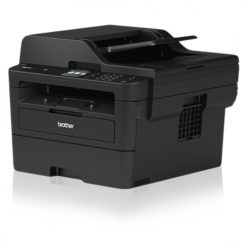 "MFC-L2750DW-Brother L2750DW A4 Wireless Compact Mono Laser Printer All-in-One with 2.7"" Touchscreen"