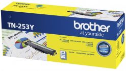 TN-253Y-Brother TN-253Y Yellow Toner Cartridge to Suit -  HL-3230CDW/3270CDW/DCP-L3015CDW/MFC-L3745CDW/L3750CDW/L3770CDW (1