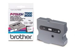 TX-251-Brother 24mm Black On White TX Tape