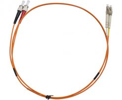DSTLC2M-MM-MSS Fibre Systems ST-LC DUPLEX OM1 PATCHLEAD - 2 MTR