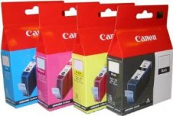 BCI6Y-Canon BCI6Y Yellow. InkTank for S800 and BJC8200 printer
