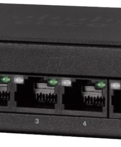 SG110D-05-AU-Cisco 5-Port Gigabit Unmanaged Desktop Switch