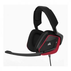 CA-9011157-AP-Corsair VOID PRO RED Wired Surround Premium Gaming Headset with Dolby® Headphone 7.1