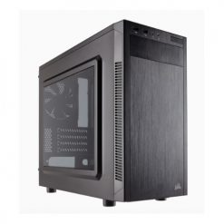 CC-9011150-AU-Corsair Carbide 88R mATX Window with VS450 450w PSU. 2 Years Warranty. Value Business and Gaming System Case (LS)