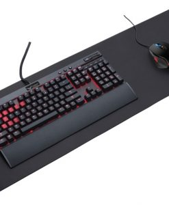CH-9000101-WW-Corsair MM200 Extended Mouse Mat. Cloth & Rubber Base 930x300x3mm