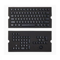 CH-9000235-WW-Corsair Gaming PBT Double-shot Keycaps Full 104/105-Keyset - Black