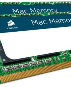 CMSA16GX3M2A1600C11-Corsair 16GB (2x8GB) DDR3L SODIMM 1600MHz 1.35V Memory for MAC Notebook Memory RAM
