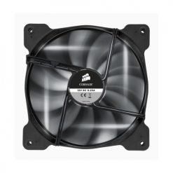 CO-9050025-WW-Corsair SP 140mm Fan White LED High Static Pressure 3 PIN (LS)