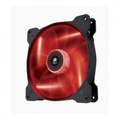 CO-9050034-WW-Corsair SP 140mm Fan with Red LED High Pressure Twin Pack!