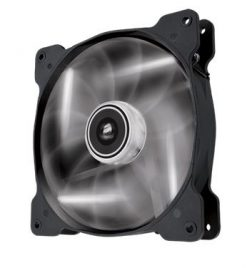 CO-9050035-WW-Corsair SP 140mm Fan with White LED High Pressure Twin Pack! (LS)