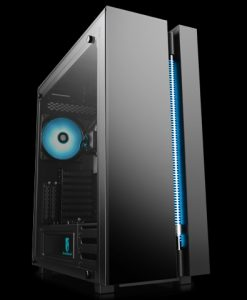 NEW ARK 90MC-Deepcool Gamerstorm NEW ARK 90MC E-ATX Tower Case With Integrated Liquid Cooling
